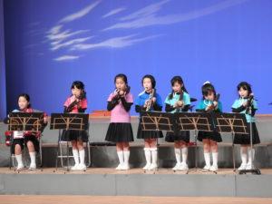 倉敷市 器楽合奏